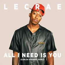 Lecrae- All I Need is You