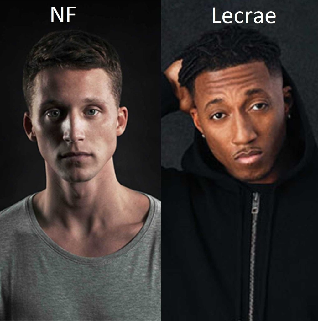 NF and Lecrae