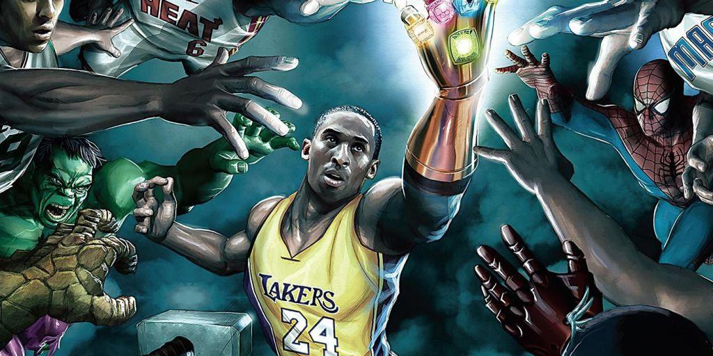Kobe Bryant Avengers images